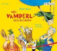 Welsh, R: Drei Vamperl Geschichten/3 CDs