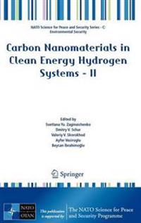 Carbon Nanomaterials in Clean Energy Hydrogen Systems II