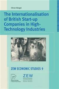 The Internationalisation of British Start-up Companies in High-Technology Industries