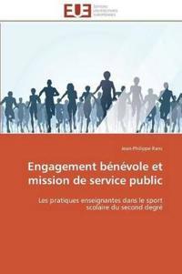 Engagement Benevole Et Mission de Service Public