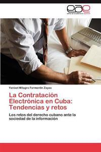 La Contratacion Electronica En Cuba