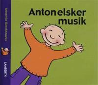 Anton elsker musik