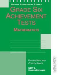 Grade Six Achievement Tests - Mathematics