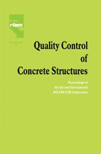 Quality Control of Concrete Structures