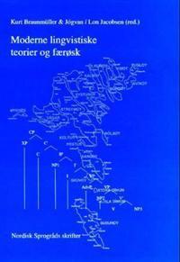 Moderne lingvistiske teorier og færøsk -  pdf epub