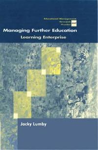 Managing Further Education