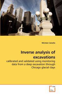 Inverse Analysis of Excavations