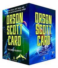 The Ender Quartet Set: Ender's Game, Speaker for the Dead, Xenocide, Children of the Mind