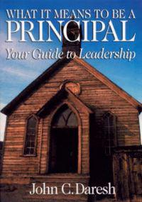 What It Means to Be a Principal