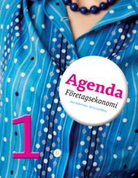 Agenda Företagsekonomi 1 Faktabok