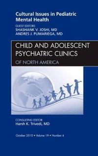 Cultural Issues in Pediatric Mental Health