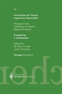 Progress in the Chemistry of Organic Natural Products / Fortschritte der Chemie organischer Naturstoffe