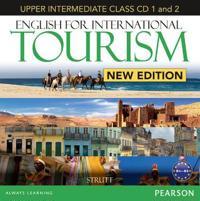 English for International Tourism Upper Intermediate Class CD