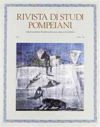 Rivista Di Studi Pompeiani 7/1995-1996