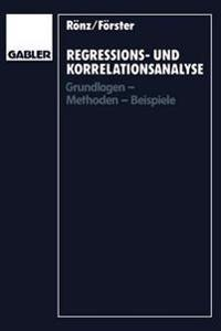 Regressions- und Korrelationsanalyse