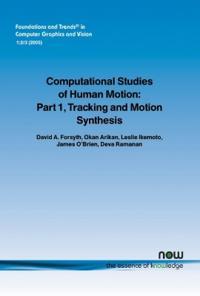 Computational Studies of Human Motion