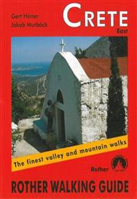 Crete east - the finest valley and mountain walks - roth.e4822