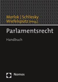 Parlamentsrecht: Handbuch