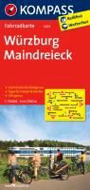 Würzburg - Maindreieck 1 : 70 000