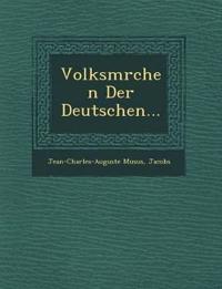 Volksm¿rchen Der Deutschen...