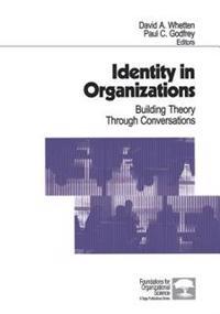 Identity in Organizations