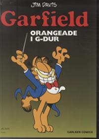 Garfield farvealbum 23: Orangeade i G-dur
