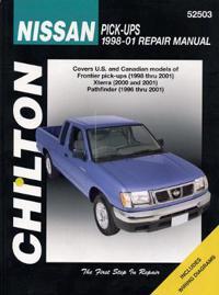 Nissan Frontier Pathfinder