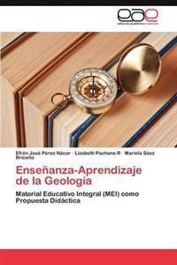 Ensenanza-Aprendizaje de la Geologia