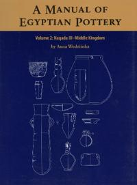 A A Manual of Egyptian Pottery