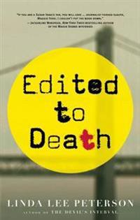 Edited to Death: A Maggie Fiori Mystery