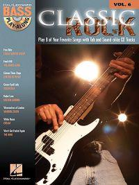 Classic Rock Bass Play-along
