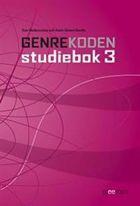 Genrekoden Studiebok 3