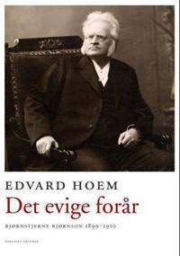 Det evige forår - Edvard Hoem | Inprintwriters.org