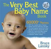 Very Best Baby Name Book