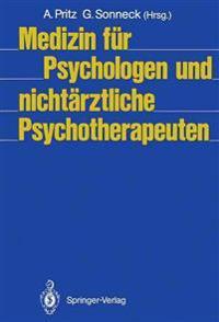 Medizin F r Psychologen Und Nicht rztliche Psychotherapeuten
