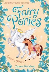 Fairy ponies - unicorn prince