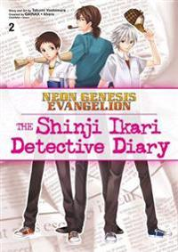 Neon Genesis Evangelion, The Shinji Ikari Detective Diary 2