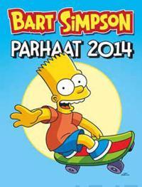 Bart Simpson -  Parhaat 2014