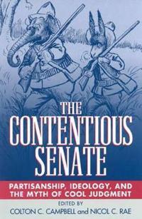 The Contentious Senate