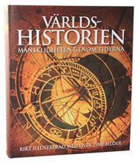 Världshistorien : mänskligheten genom tiderna