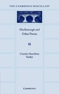 Marlborough and Other Poems