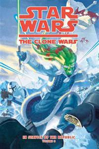 Clone Wars: In Service of the Republic Vol. 3: Blood and Snow