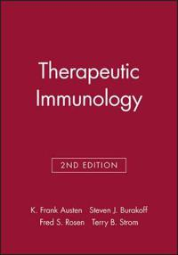 Therapeutic Immunology