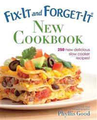 Fix-It and Forget-It New Cookbook
