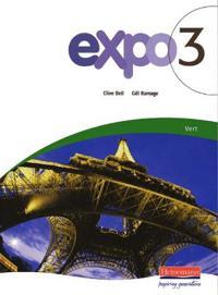 Expo 3 Vert Pupil Book