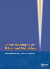 Laser Machining of Advanced Materials