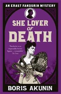She lover of death - erast fandorin 8