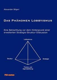 Das PH Nomen Lobbyismus