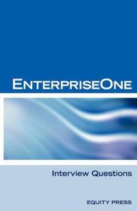 Oracle Jde / Enterpriseone Interview Questions, Answers, and Explanations