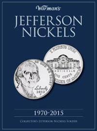 Jefferson Nickels 1970-2015 Collector's Folder